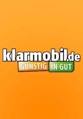 Official klarmobil.de - 15 Euro Guthabencode