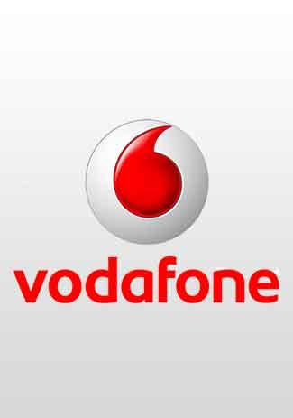 Official Vodafone CallNow - 25 Euro Prepaid-Guthabencode
