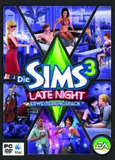 Official Die Sims 3: Late Night (PC/Mac/Addon)
