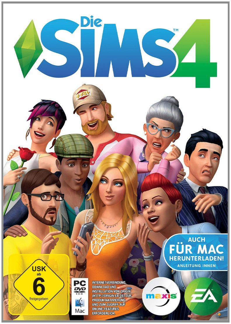 Official Die Sims 4 (PC/Mac)