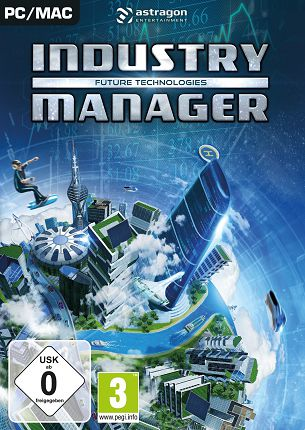 Official Industry Manager: Future Technologies (PC)