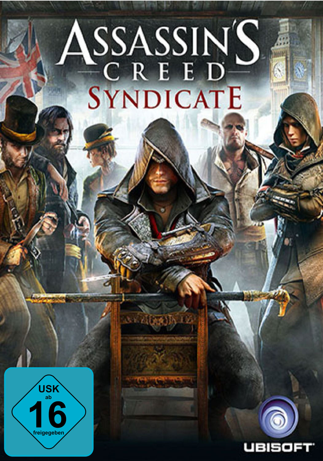 Official Assassin's Creed Syndicate - The Darwin and Dickens Conspiracy DLC