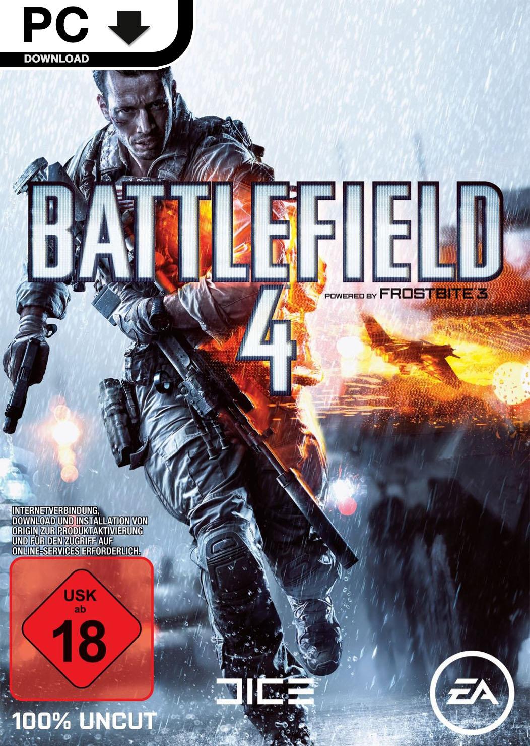 Official Battlefield 4 Premium Edition (PC)