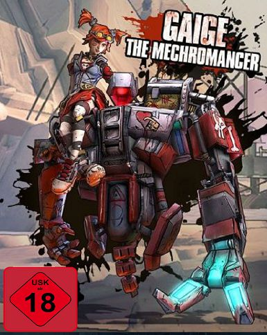 Official Borderlands 2: Mechromancer Character Pack (PC)