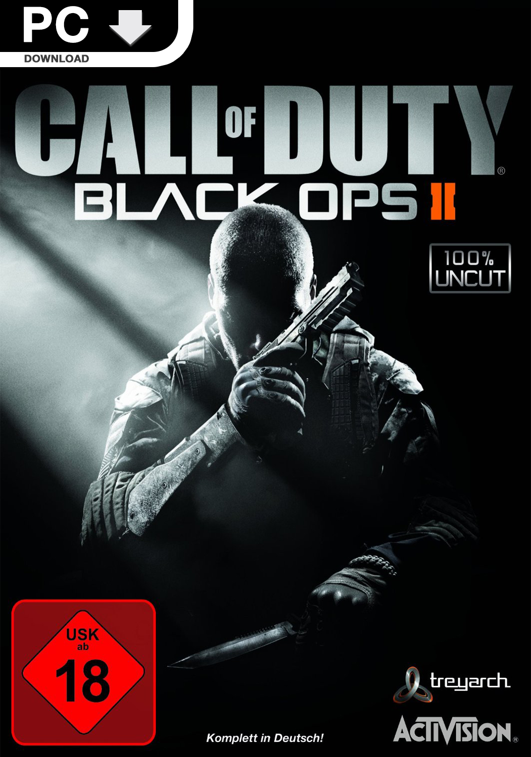 Official Call of Duty: Black Ops 2 - EU
