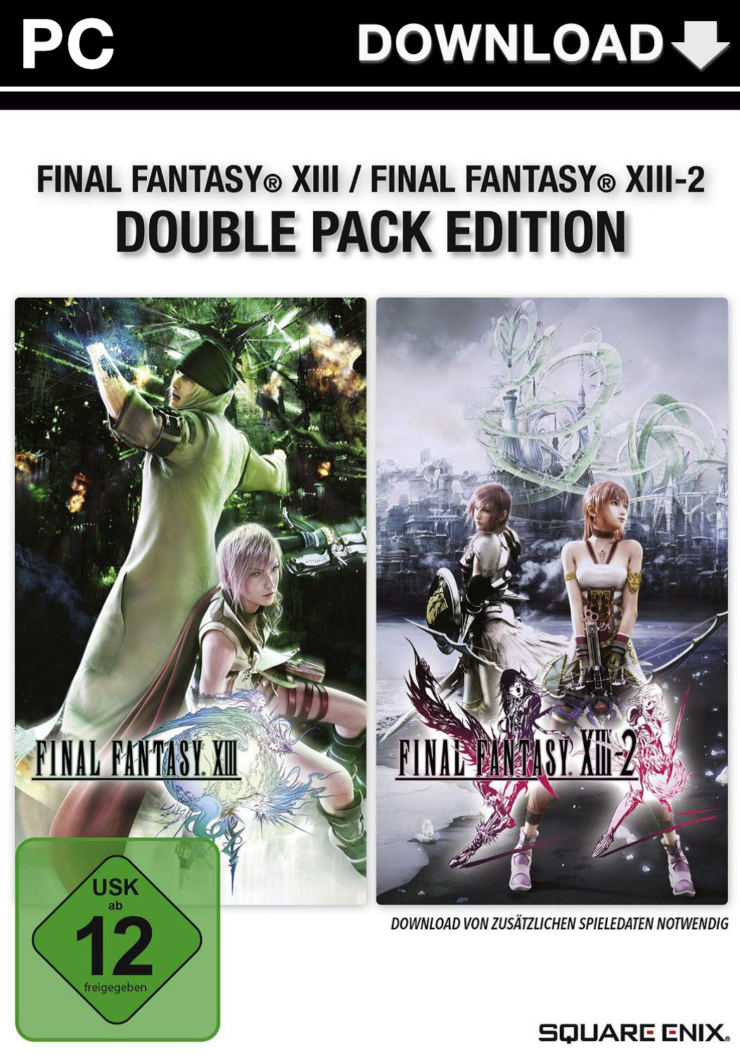 Official Final Fantasy XIII Compilation
