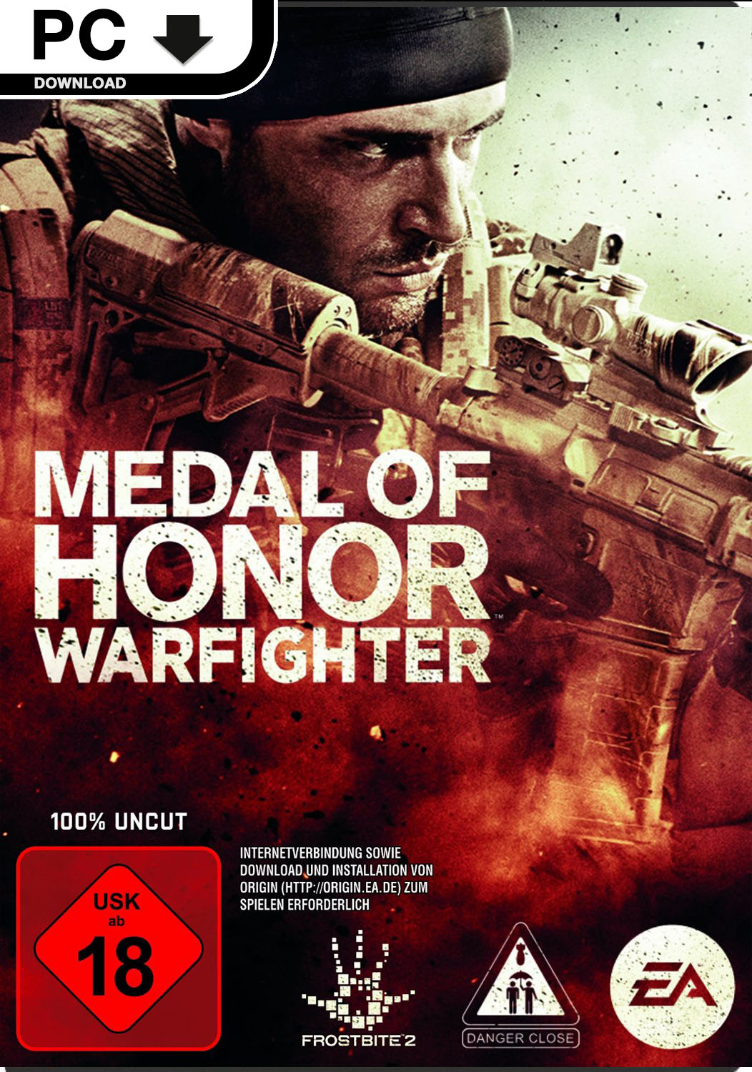Official Medal of Honor: Warfighter (PC)