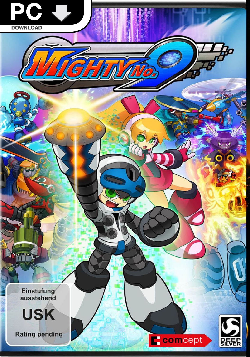 Official Mighty No.9 (PC)