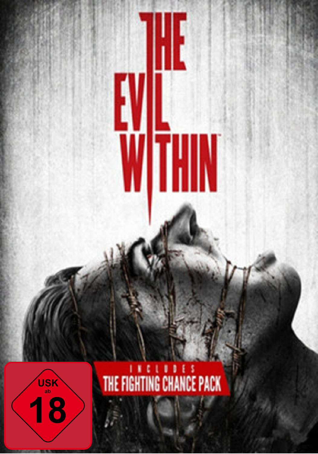 Official The Evil Within - The Fighting Chance Pack DLC (PC)