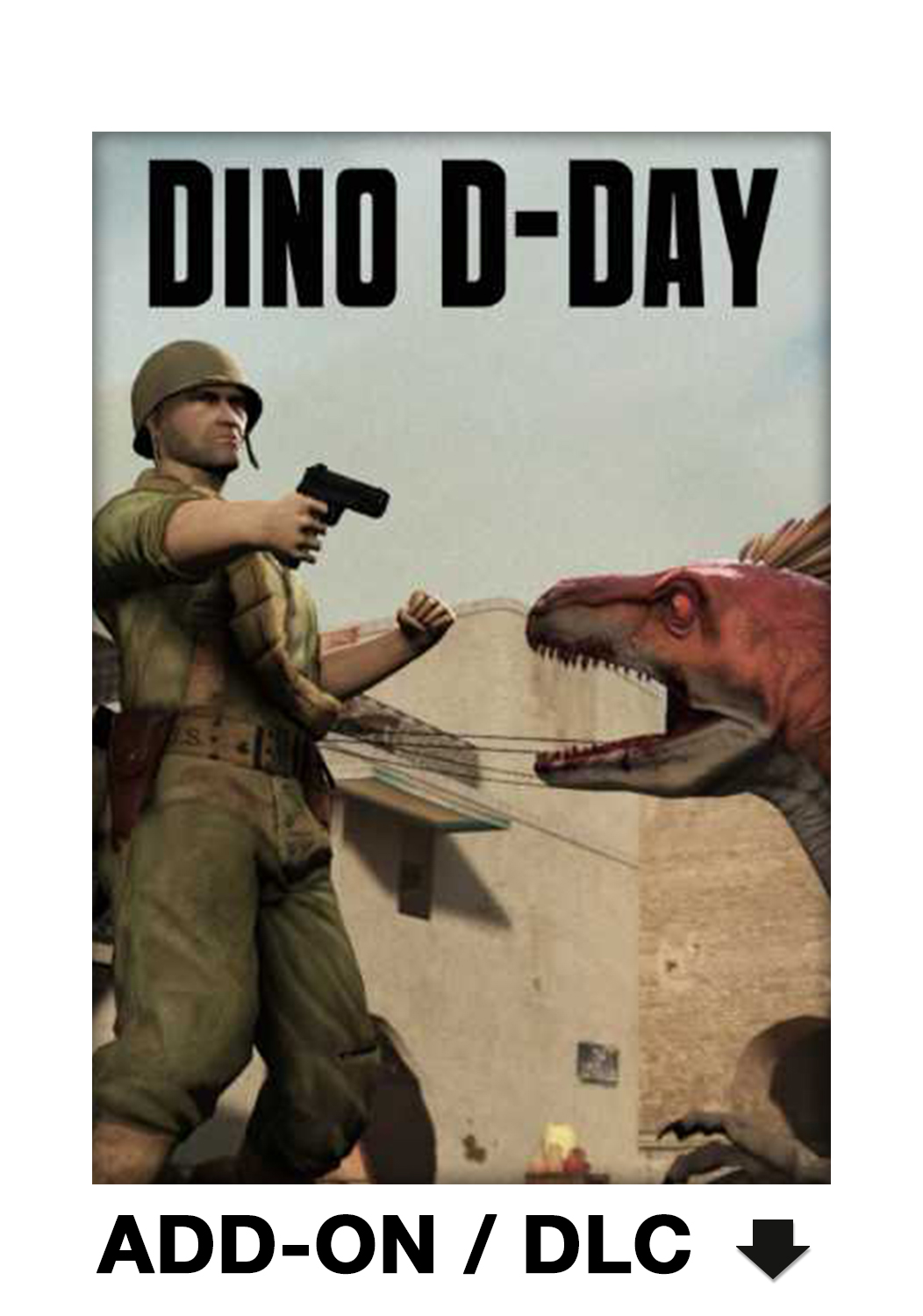 Dino D-Day: Last Stand DLC (PC)