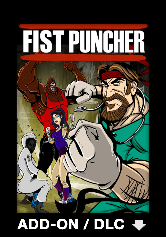 Official Fist Puncher RUA Character DLC (PC)