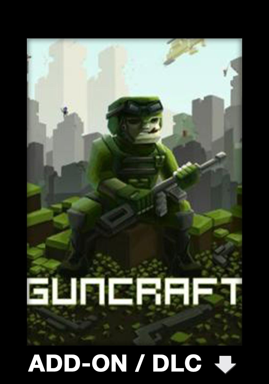 Official Guncraft DLC 6 (PC)