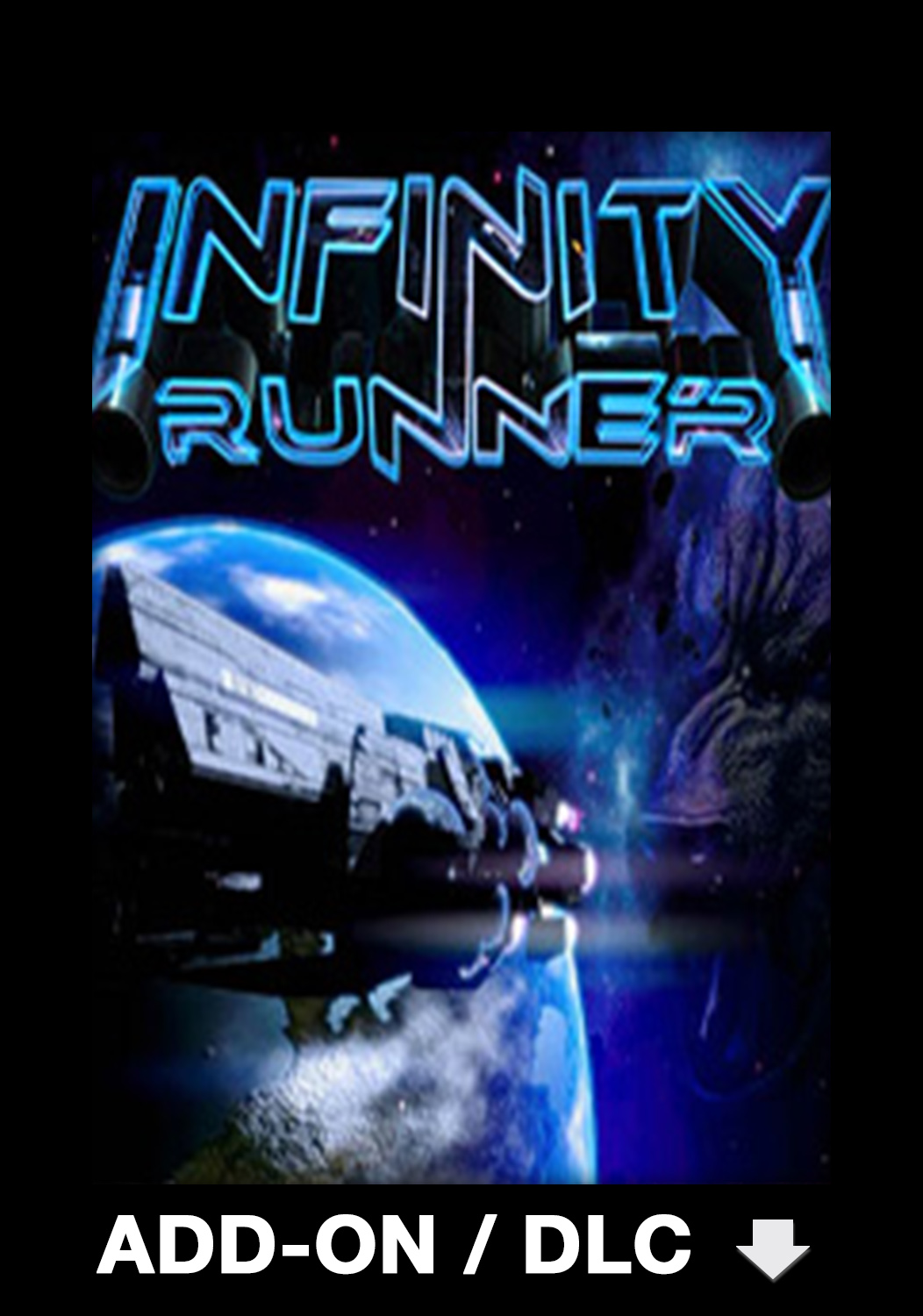 Official Infinity Runner Art book and Soundtrack DLC (PC)