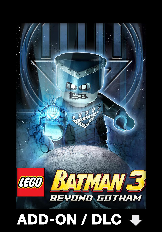 Official LEGO Batman 3: Beyond Gotham DLC: Batman 75th Anniversary (PC)