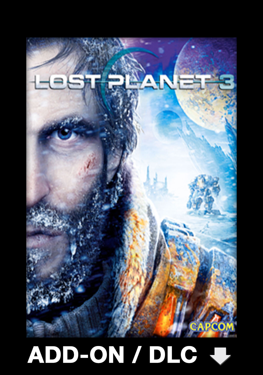 Official Lost Planet 3 DLC - Pack 4 (PC)