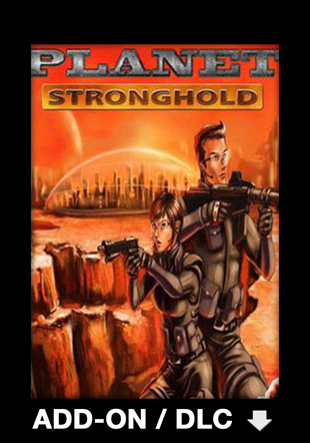 Official Planet Stronghold - Deluxe DLC (PC)