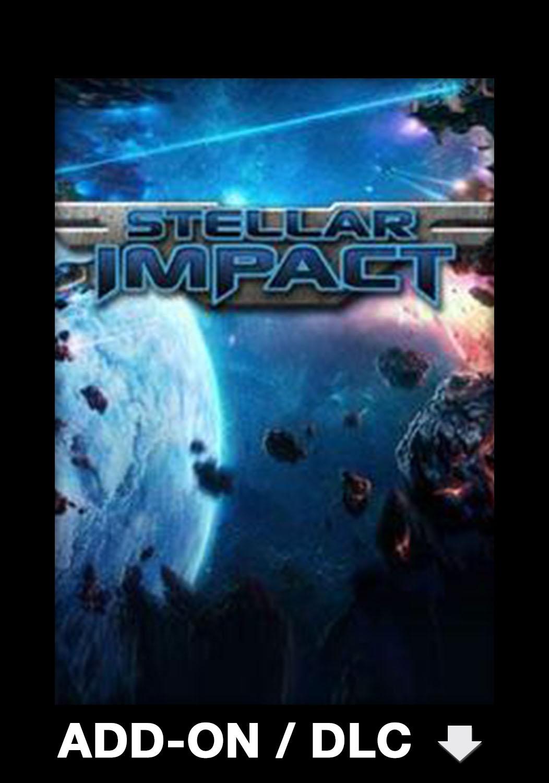 Official Stellar Impact Artillery Ship DLC (PC)