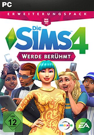 Official Die Sims 4: Werde berühmt (DLC)