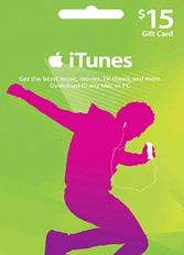 Official Apple iTunes $15 Gutschein-Code US iPhone Store