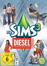 Official Die Sims 3: Diesel-Accessoires DLC (PC)