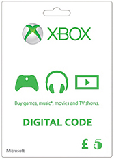 Xbox Live Guthaben - 5 USD (Xbox One/Xbox 360/Windows)
