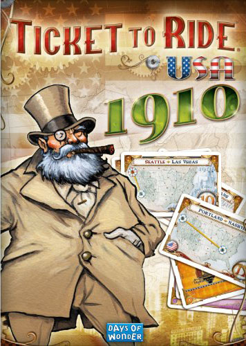 Official Ticket to Ride - USA 1910 DLC (PC)