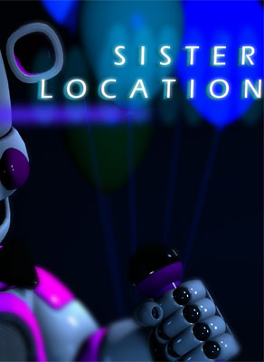 Official Five Nights at Freddy's Sister Location (PC)