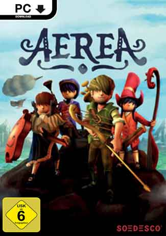 Official AereA - Deluxe Edition (PC)