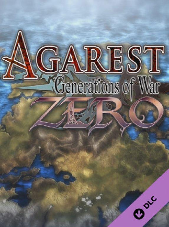 Official Agarest Zero - DLC Bundle #3 (PC)