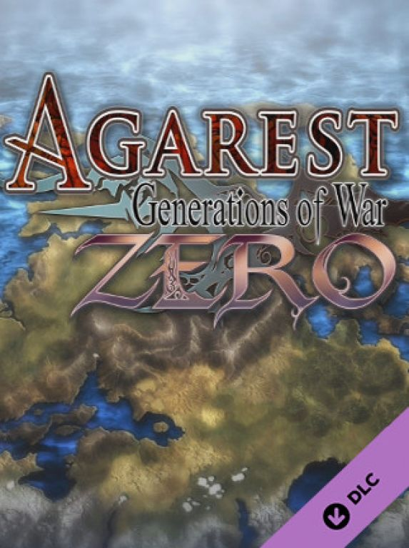 Official Agarest Zero - DLC Bundle #5 (PC)
