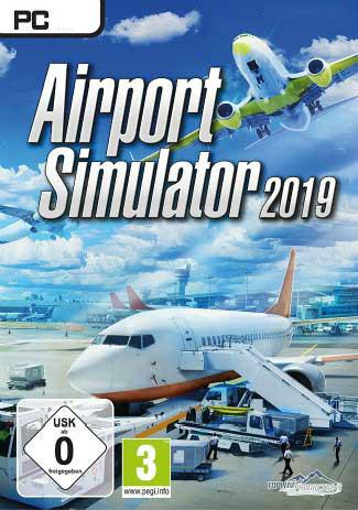 Official Airport Simulator 2019 (PC/EU)