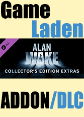 Official Alan Wake Collector's Edition Extras (PC)