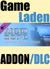 Official Anno 2070 - The Crisis Response Package (PC)