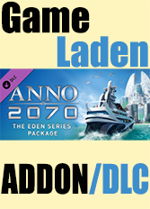 Official Anno 2070 - The Eden Series Package (PC)