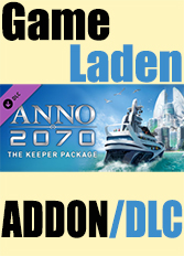 Official Anno 2070 - The Keeper Package (PC)
