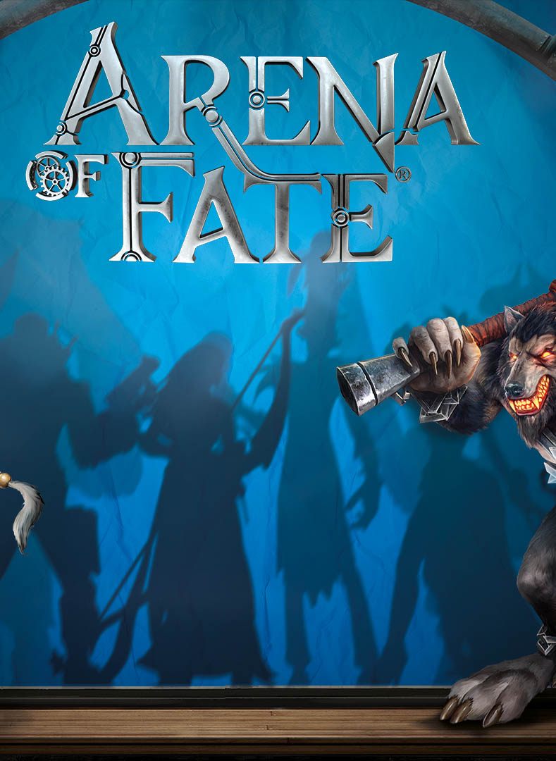 Official Arena of Fate Alpha Key (PC)