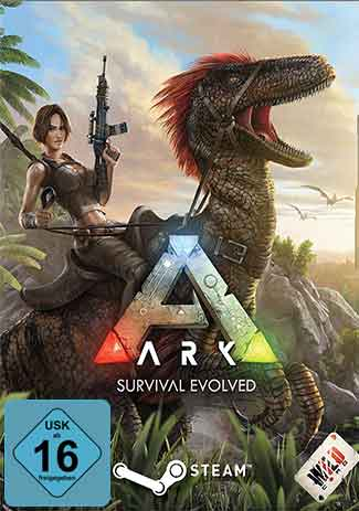 Official ARK: Survival Evolved (PC)