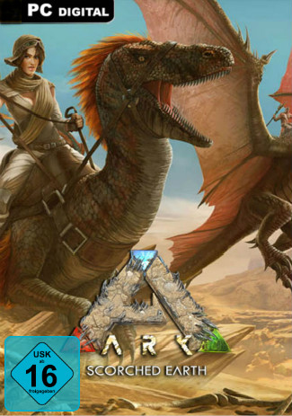 Official ARK: Scorched Earth - Expansion Pack (PC/Addon)