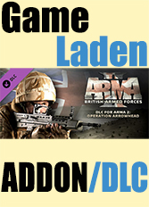Official Arma 2: British Armed Forces (PC)
