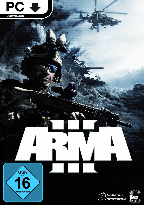 Official ARMA 3 / ArmA III (PC)