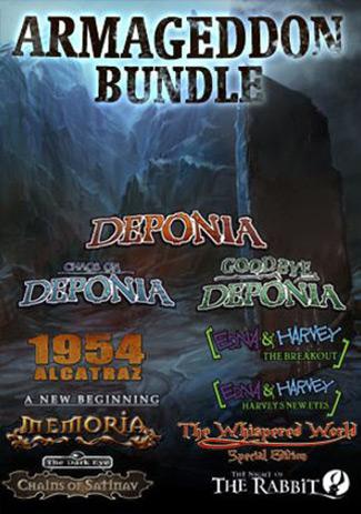 Official The Daedalic Armageddon Bundle (PC)