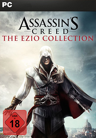 Official Assassin's Creed: Ezio Collection (PC)