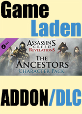 Official Assassin's Creed Revelations - The Ancestors Character Pack (PC)