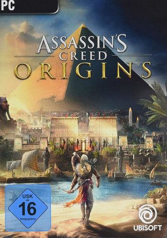Official Assassin's Creed: Origins (PC)