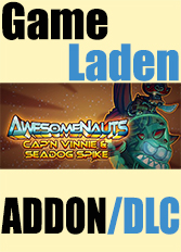 Official Awesomenauts - Cap'n Vinnie and Seadog Spike (PC)