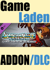 Official Awesomenauts - Cheerleader Penny (PC)