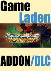 Official Awesomenauts - Demon Skølldir Skin (PC)