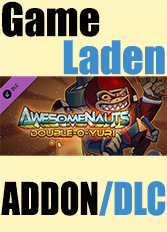 Official Awesomenauts - Double-O Yuri Skin (PC)