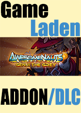 Official Awesomenauts - Genji the Grey Skin (PC)