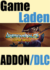 Official Awesomenauts Kage Genji (PC)